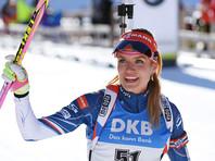 Чешская биатлонистка Коукалова призвала не допускать россиян к Олимпиаде-2018