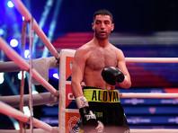 Российский боксер Алоян завоевал титул интернационального чемпиона WBA