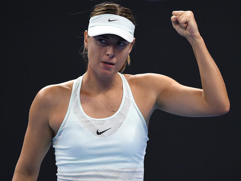 Переговоры между спортсменкой и организаторами соревнований не дали результата - у нее загруженный соревновательный план. В понедельник Мария поднялась на одну позицию и занимает 59-е место в рейтинге WTA