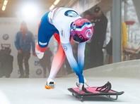 Несколько иностранных сборных требовали отстранить российских скелетонистов, в том числе и Елену Никитину, от участия в чемпионате Европы и пятом этапе Кубка мира в австрийском Иглсе
