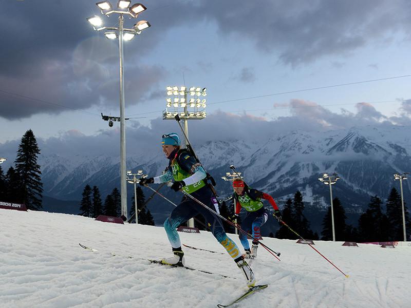 Международный олимпийский комитет (МОК) аннулировал результаты биатлонистки Ольги Зайцевой