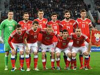 Российские футболисты перед ЧМ-2018 проведут товарищеский матч с Францией