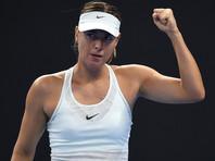 Мария Шарапова не почтит своим участием теннисный турнир в Петербурге