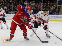 Подопечные Брагина одолели швейцарцев на молодежном чемпионате мира по хоккею