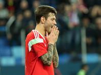 Федор Смолов попал в рейтинг лучших футболистов года по версии газеты Marca