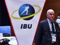 Международный союз биатлонистов ввел антироссийские санкции