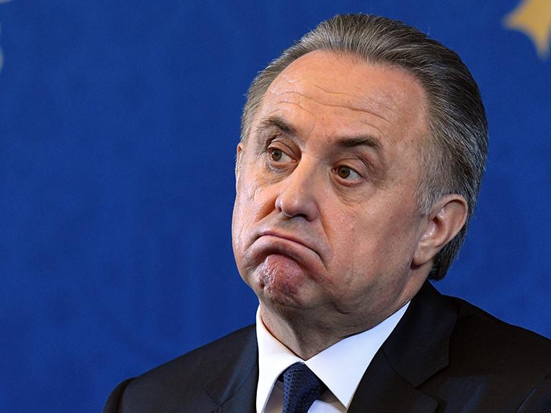 Источники связывают добровольную отставку чиновника с давлением со стороны Международной футбольной федерации (ФИФА) в связи с допинговым кризисом