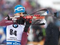 Первую медаль на этапах Кубка мира России принес Антон Шипулин