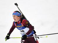 Российские биатлонисты выиграли Рождественскую гонку в Германии