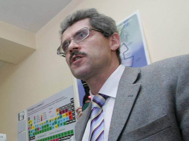 Информатор Всемирного антидопингового агентства (WADA) Григорий Родченков
