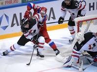 Российские хоккеисты победили канадцев в матче Кубка Первого канала