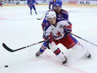 Хоккеисты ЦСКА досрочно гарантировали себе участие в розыгрыше Кубка Гагарина