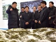 Строительство одной из трех олимпийских деревень началось в пригороде Пекина
