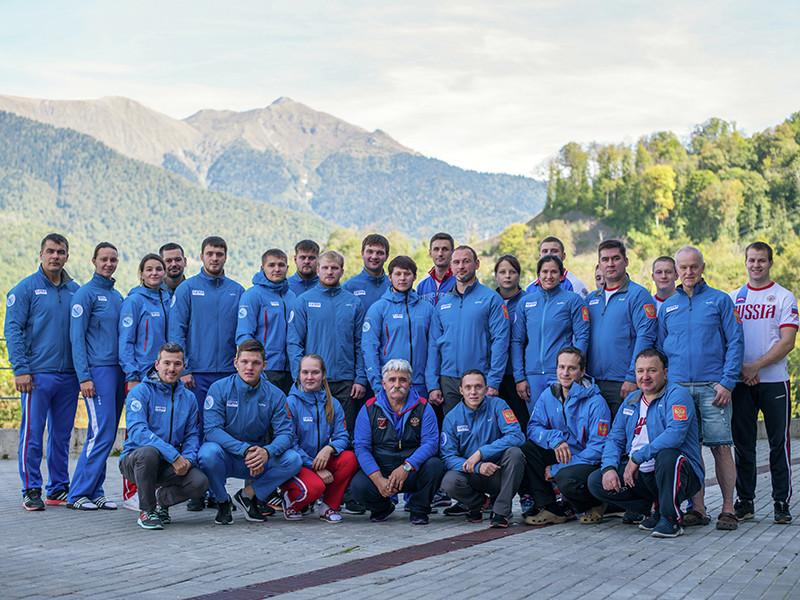 Сборная России по санному спорту единогласно приняла решение выступать на Олимпийских играх в Южной Корее под нейтральным флагом