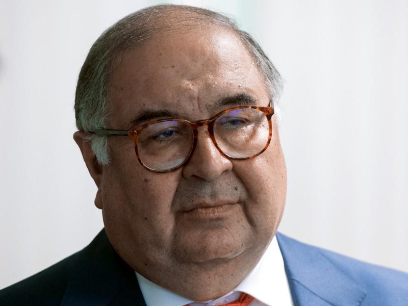 Алишер Усманов попросил главу МОК снять санкции с олимпиоников из РФ