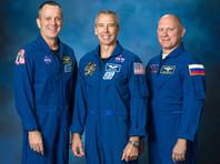 Американский астронавт предложил россиянину провести теннисный поединок в космосе