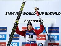 Йоханнес Бе выиграл первую индивидуальную гонку Кубка мира по биатлону