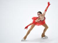Алина Загитова стала чемпионкой России по фигурному катанию