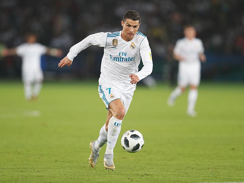 Криштиану Роналду второй год подряд выбирают лучшим спортсменом Европы