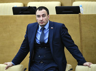 Депутат Воевода предложил выступить на Играх-2018 под Георгиевским флагом