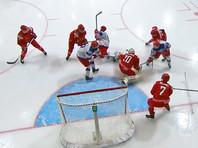 Хоккеисты молодежной сборной России переиграли сверстников из Белоруссии