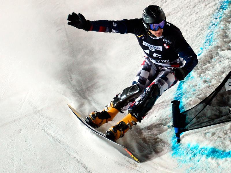 Андрей Соболев выиграл стартовый этап Кубка мира по сноуборду