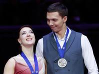 Дуэт Боброва - Соловьев выиграл серебро чемпионата Европы в танцах на льду