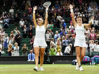 Макарова и Веснина вышли в четвертьфинал Australian Open в парном разряде
