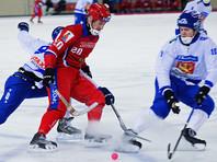 Сборная России продолжила победную поступь на чемпионате мира по бенди