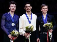 Фигуристы Алиев и Коляда стали призерами московского чемпионата Европы