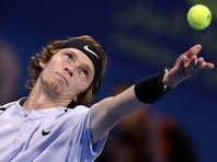 Теннисист Андрей Рублев впервые в карьере пробился в третий раунд Australian Open