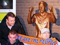 """В Нидерландах открыли статую бывшему футболисту """"Зенита"""""""
