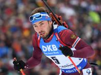 Антон Шипулин не дотянул до пьедестала в спринтерской гонке Кубка мира
