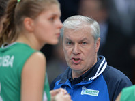 Женская сборная России по волейболу получила нового тренера