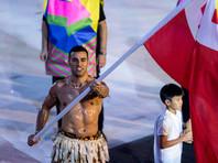 Боец тхэквондо из Тонги примет участие в лыжных гонках на Олимпиаде в Пхенчхане