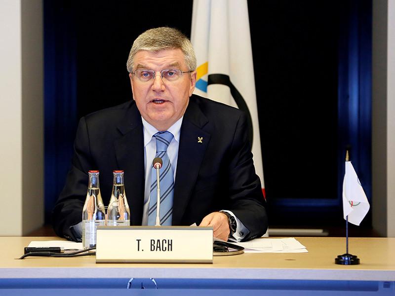 Решения Международного олимпийского комитета не унижают РФ, разъяснил его президент