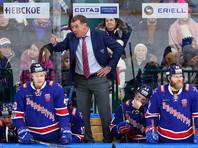 Регулярный чемпионат КХЛ второй раз в истории выиграл СКА