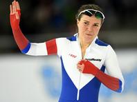 Конькобежка Ольга Граф отказалась от приглашения на Олимпийские игры в Пхенчхане