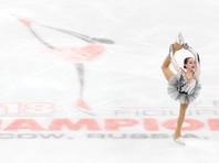 Фигуристка Загитова обошла Медведеву в короткой программе чемпионата Европы