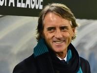 """Тренер """"Зенита"""" Роберто Манчини не прочь возглавить сборную Италии по футболу"""