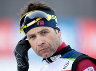 Бьорндален признал, что не заслужил право поехать на Олимпиаду