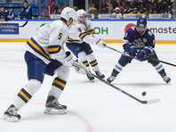 Команда дивизиона Тарасова стала победительницей матча звезд КХЛ