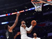 Команда Леброна Джеймса победила в Матче звезд Национальной баскетбольной ассоциации