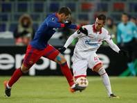 Футболисты московского ЦСКА вышли в 1/8 финала Лиги Европы УЕФА