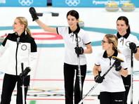 Российские керлингистки одержали первую победу на Олимпиаде в Пхенчхане
