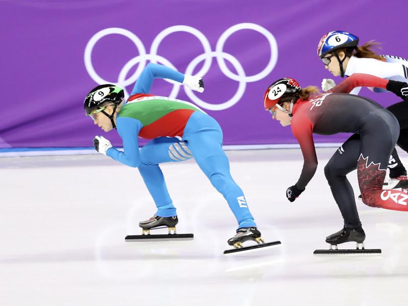 Итальянка Арианна Фонтана стала олимпийской чемпионкой по шорт-треку