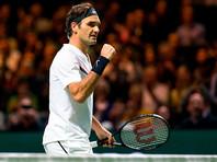 Роджер Федерер стал самым возрастным лидером рейтинга ATP