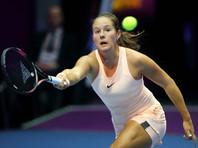 Дарья Касаткина не смогла пробиться в финал турнира в Санкт-Петербурге