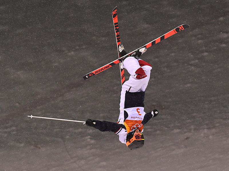 Французская фристайлистка Перрин Лаффон выиграла золотую медаль в могуле на Олимпийских играх в южнокорейском Пхенчхане, показав в главном финале результат 78,65 балла
