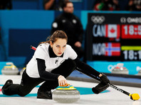 В Пхенчхане начались соревнования зимней Олимпиады: российские керлингисты проиграли  американцам